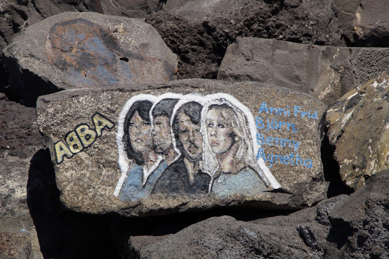 There are groups around every niche market you want to target, even if they're Abba fans.