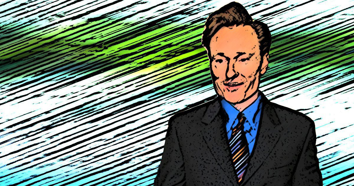 How Conan O'Brien Can Inspire Your Small Business Marketing